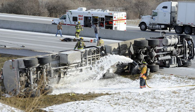 hazardous-waste-truck-spill