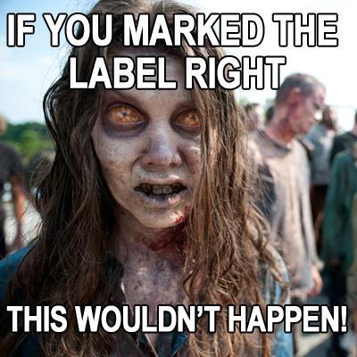 hazardous waste disposal meme