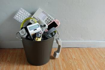 Electronic waste 1