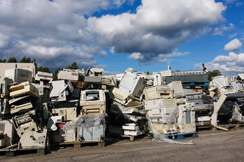 electronic waste disposal companies