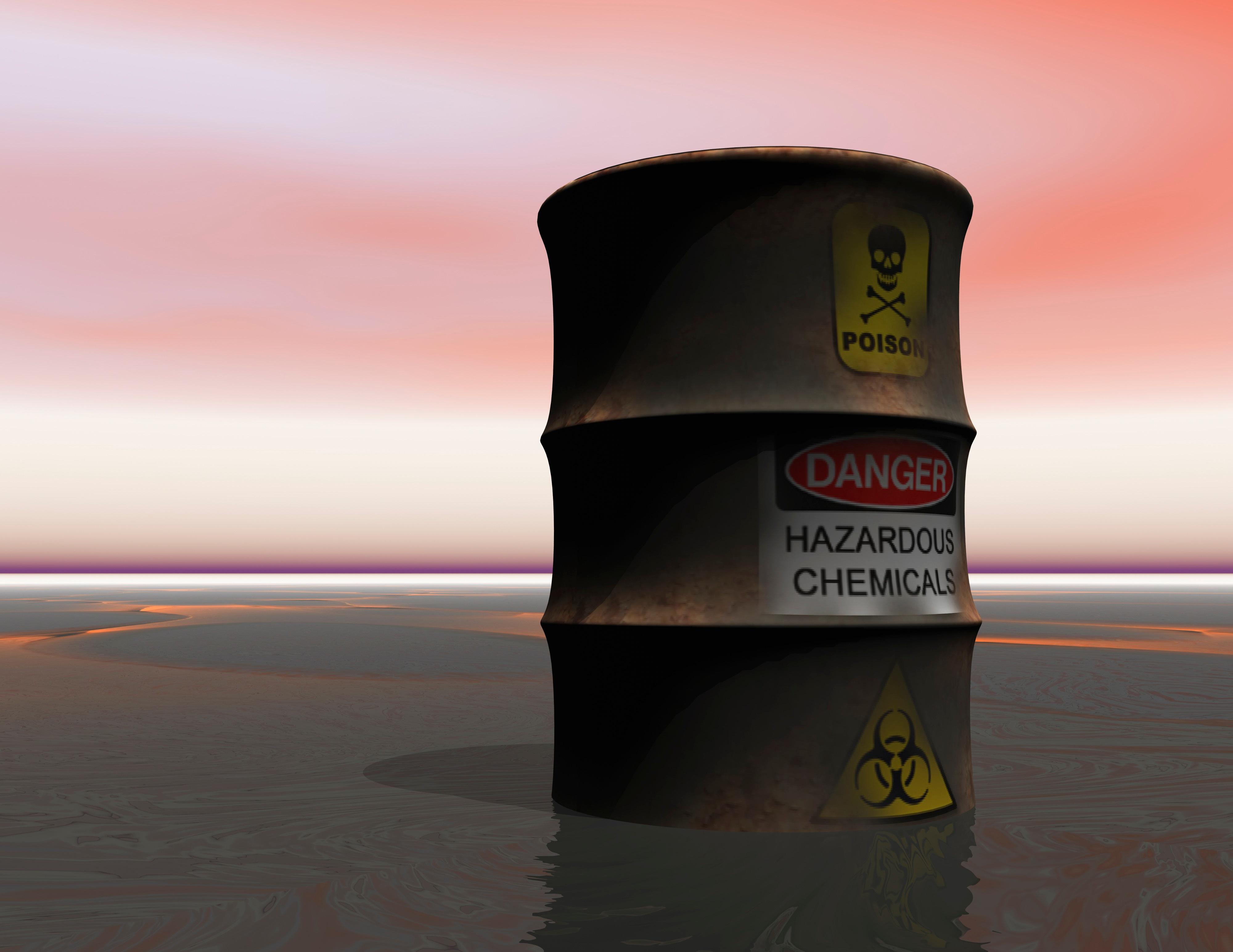 Hazardous waste violators