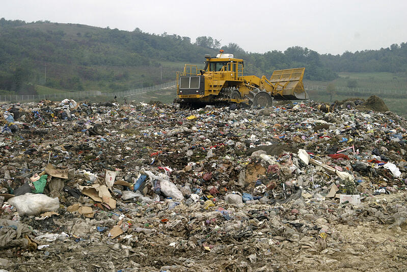 manage industrial waste disposal
