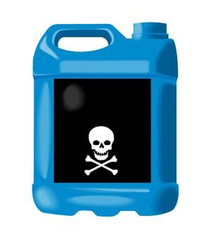 hazardous waste class 6