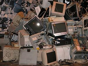 dispose of e-waste properly
