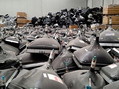 reducing stockpiles