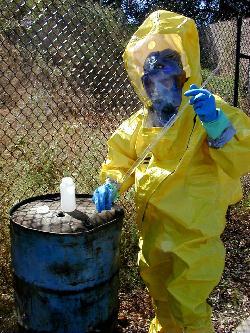 definition of a hazardous waste