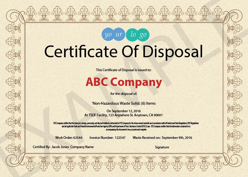 certificate-of-destruction-template