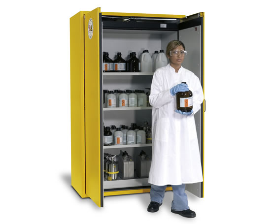 solvent storage and handling