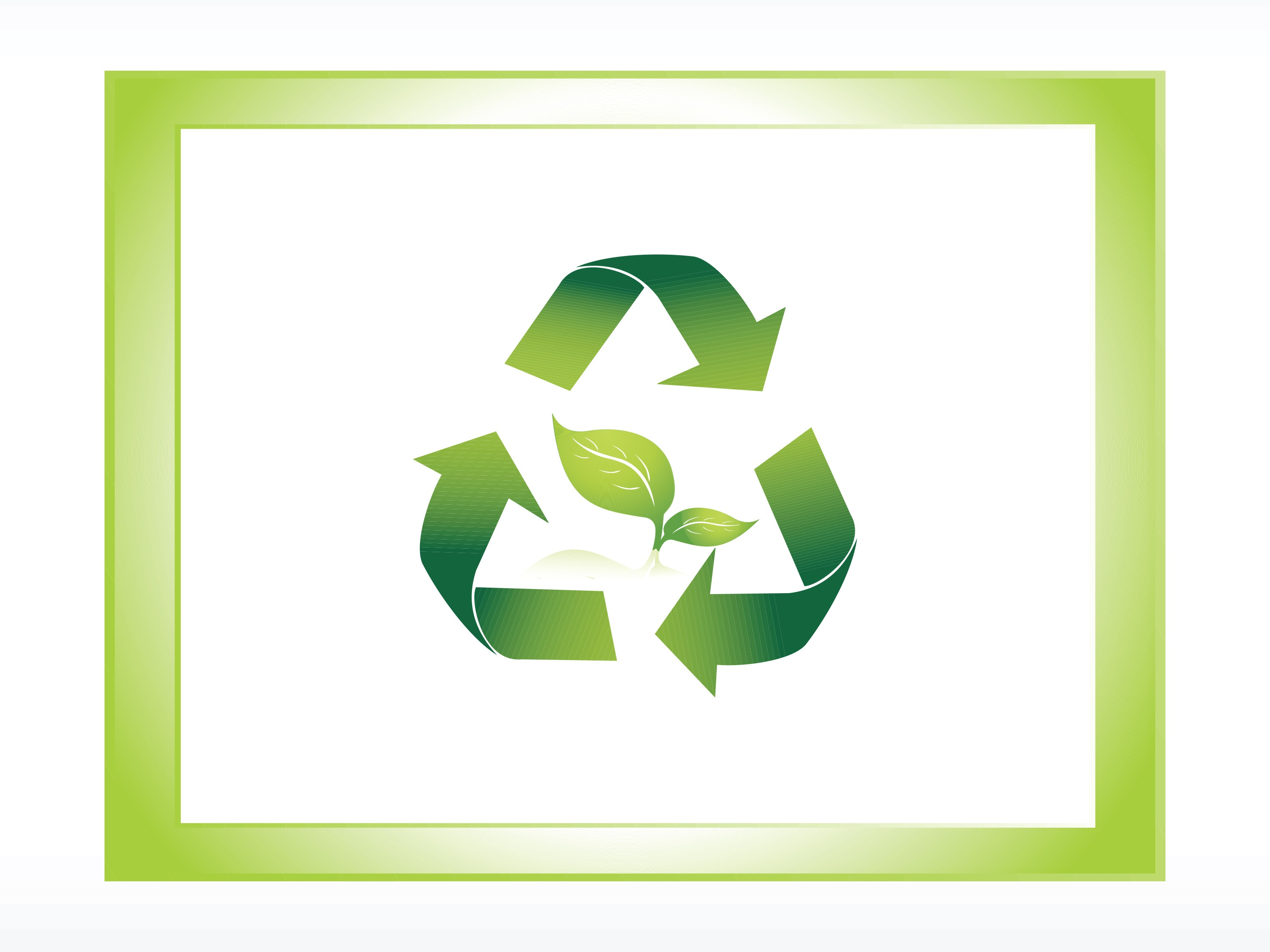 excluded recyclable materials