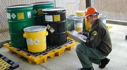 Label-Hazardous-Waste-Containers