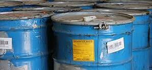 hazardous waste drum label requirements