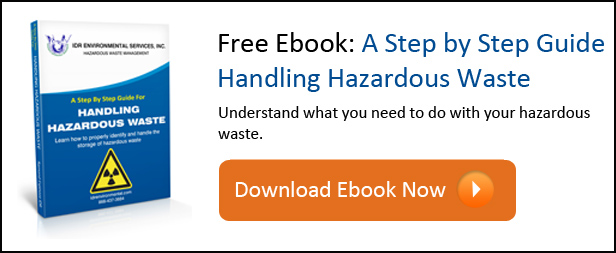 Step by Step Guide for Handling Hazardous Waste