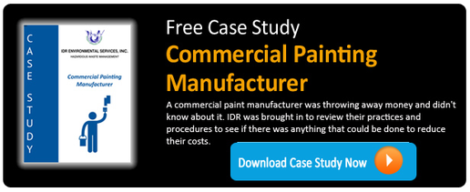 IDR Case Study - Commercial paint Manufacturer