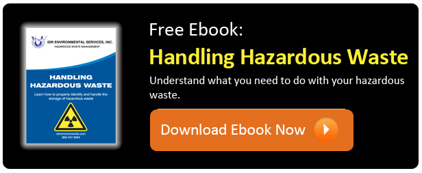 Handling Hazardous Waste & Your Liability